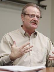 Pace University School of Law Professor Tom McDonnell,