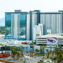 SLS Las Vegas will include eateries such as The Bazaar by Jose Andres and Katsuya by Starck.