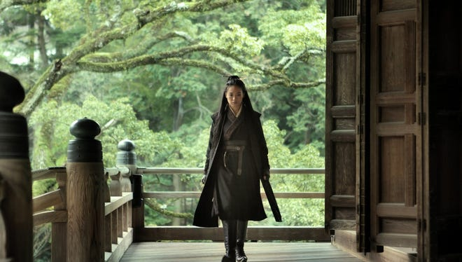 """Qi Shu stars in the latest visual stunner from director Hsiao-Hsien Hou, """"The Assassin."""""""