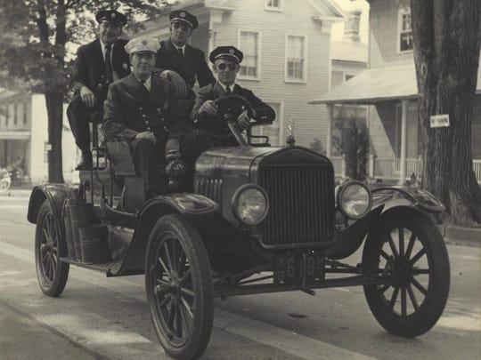 Roxbury Fire Co. 1953