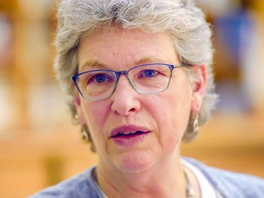 Jan Blomstrann, former owner of NRG Systems in Hinesburg,