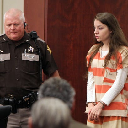 Hearing to determine a new trial for Shayna Hubers