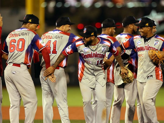 República Dominicana derrotó a Cuba en Semifinales.