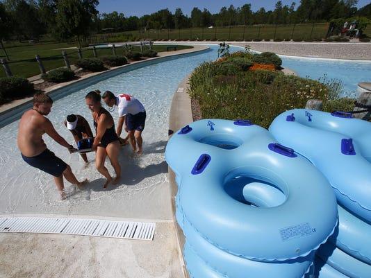 Waterpark Perils (2)