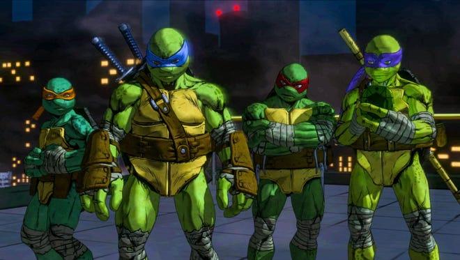 Teenage Mutant Ninja Turtles: Mutants in Manhattan Review.