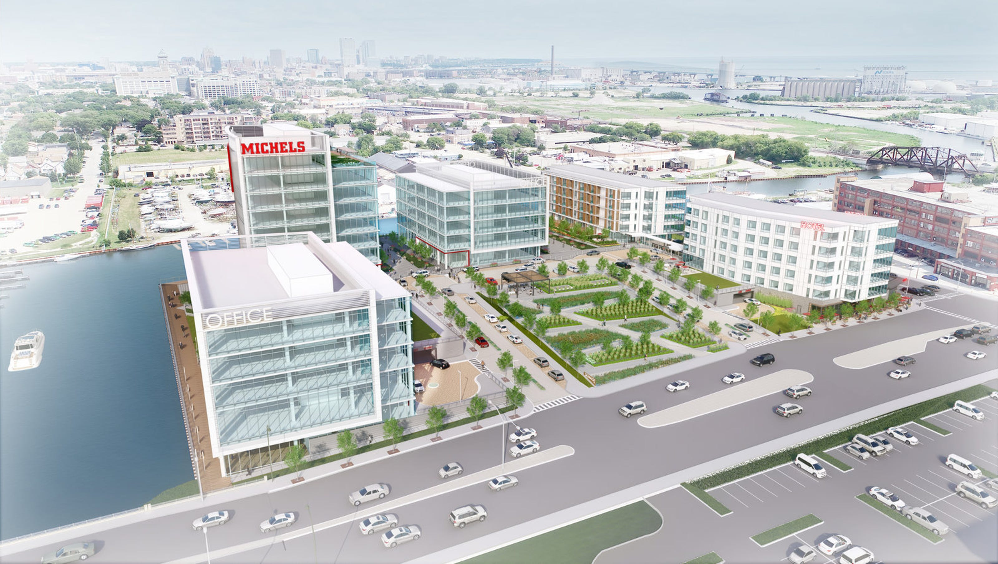 Mixed Use Development Planned For Milwaukee S Kinnickinnic River