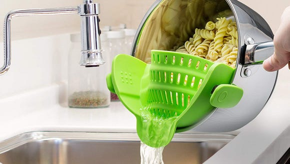 Cooking pasta just got a whole lot easier!