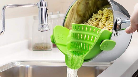 Making pasta has never been easier.