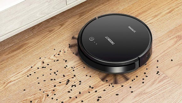 The 25 best last-minute gifts on Amazon: Ecovacs Deebot