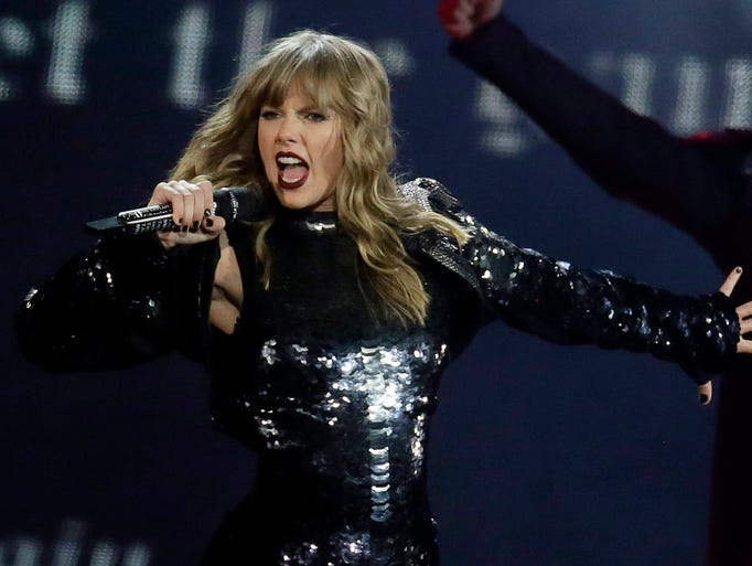 Taylor Swift brought the house down during the opening