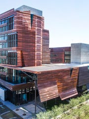 University of Arizona College of Medicine-Phoenix building.