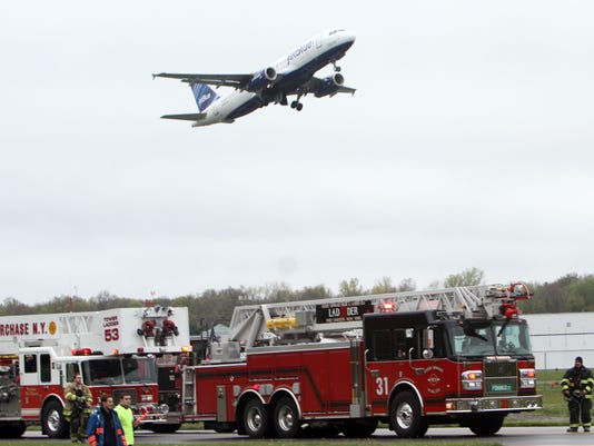AIRPORT DISASTER DRILL