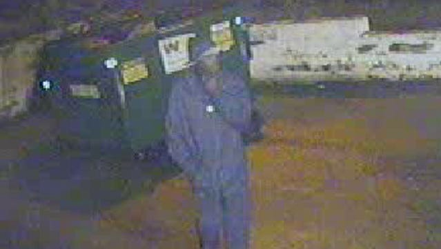 This man is wanted by Jackson Police for robbing the  Jaxx Tree Market on North Highland late Monday night.