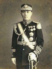 Gallatin resident Kyle Chen's grandfather Gen. Ta-Chun