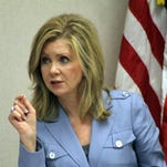 Rep. Marsha Blackburn refuses — four times — to say if press is 'enemy'