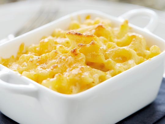 Cheesemonger's Macaroni uses butterkase, cheddar, and