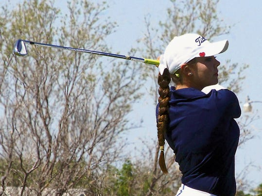Darian Zachek played the Rio Mimbres Course for the last time as a Lady Wildcat in May. She won the Junior PGA sectional qualifier for the Junior PGA Championship that starts Monday in Bryan, Texas.