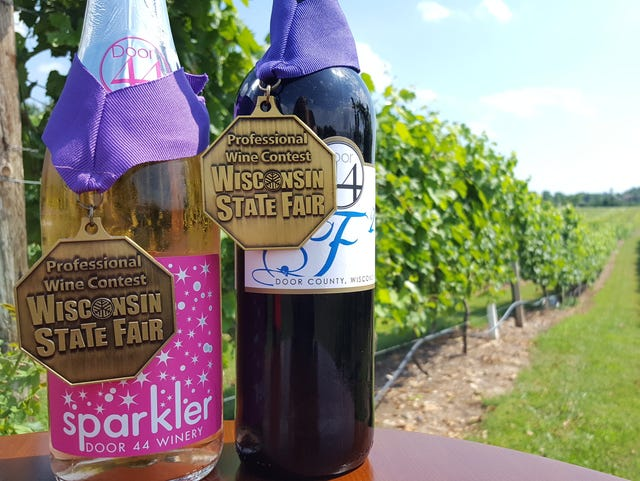 d4d26f8126f Sparkling and sweet red wines win big at State Fair