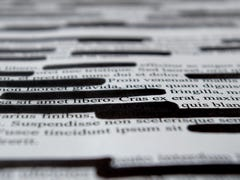The Mueller report was redacted. Here's what that means.