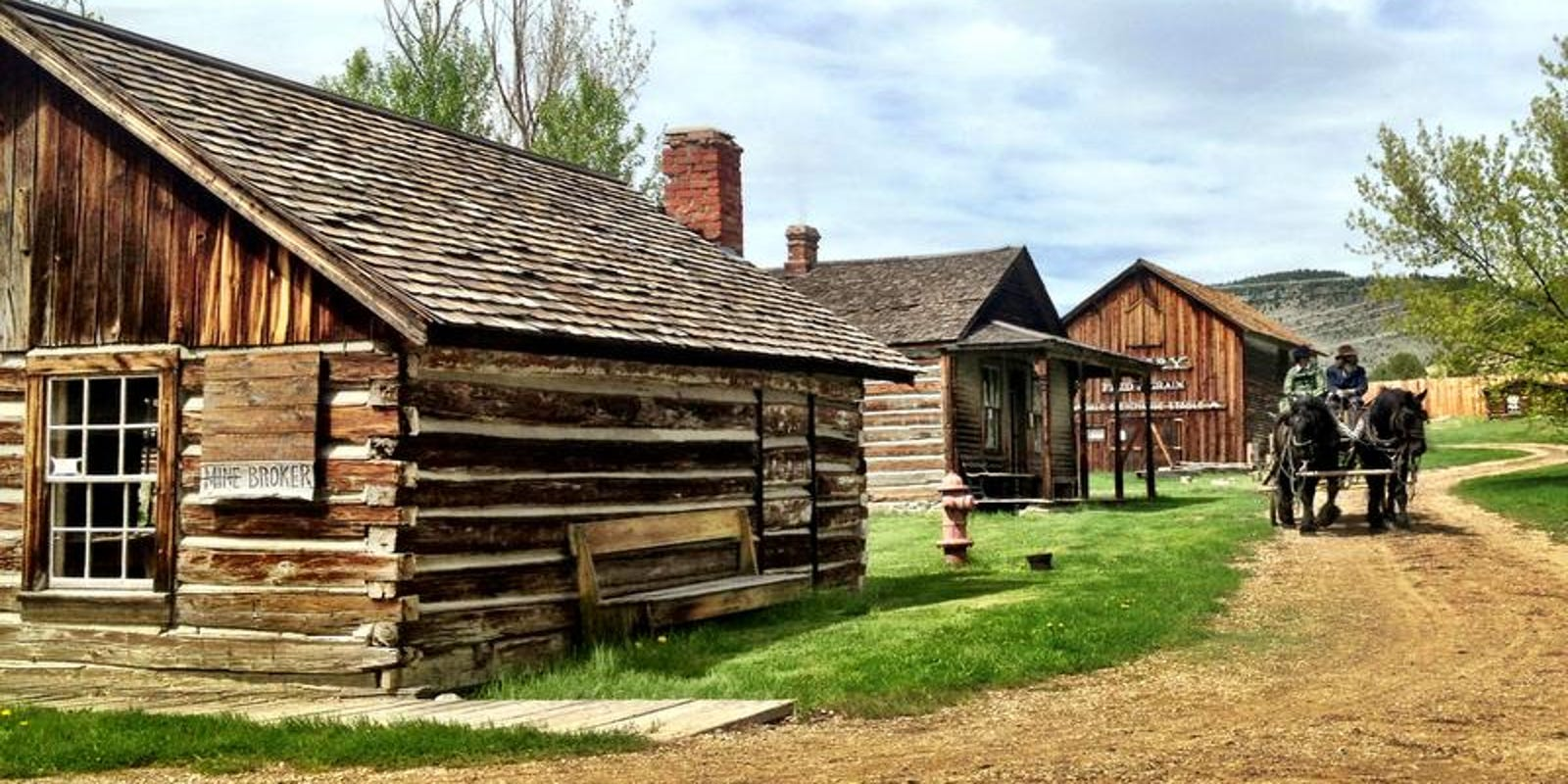 These are the 12 best ghost towns to see in Montana