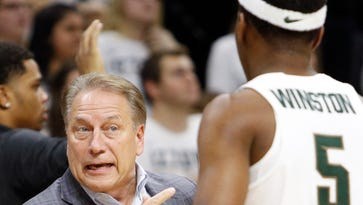 Michigan St.'s healthy freshmen lead way over Youngstown State, 77-57