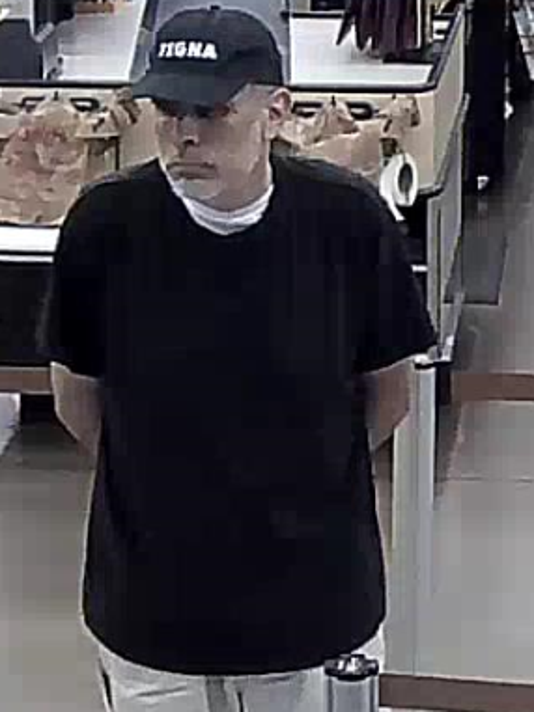 'Cyclical' Arizona bank robber