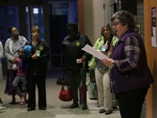 Domestic Violence Shelter holds candlelight vigil for victims