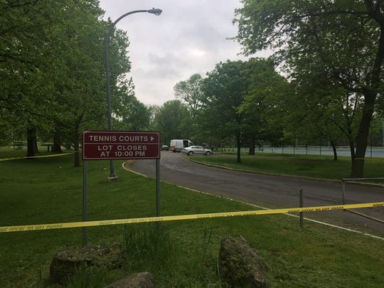 Suspicious death investigated at Genesee Valley Park.