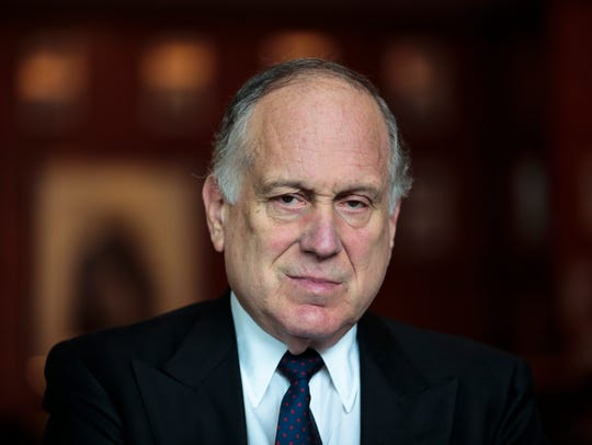 Ronald Lauder, President of the World Jewish Congress,
