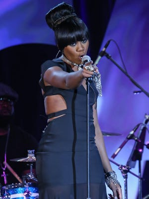 Priscilla Renea will sing the national anthem at the Green Bay Packers-Minnesota Vikings game at Lambeau Field on Thursday night.