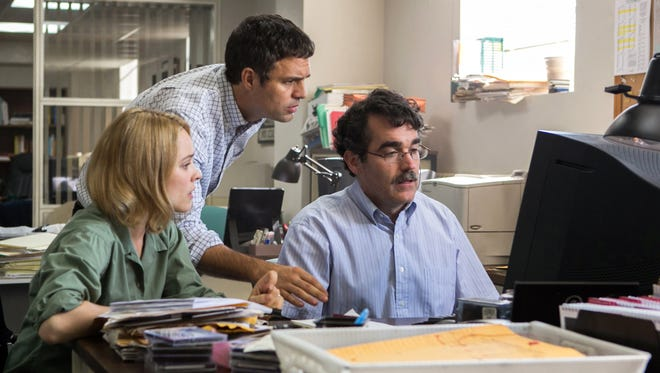 'Spotlight' won best picture at the Critics' Choice Awards Sunday.