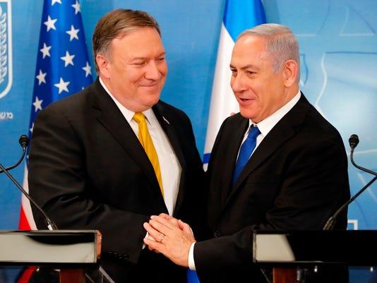 AP ISRAEL IRAN I FILE ISR