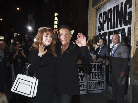 Patti Scialfa,Bruce Springsteen