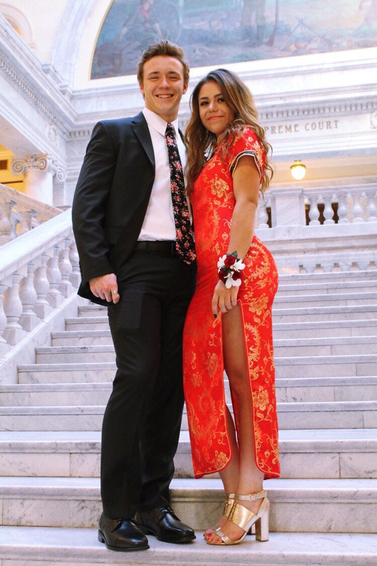 Asian prom pictures