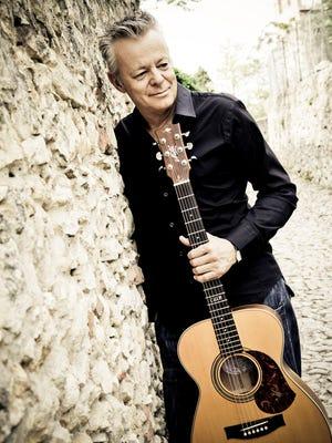 Australian guitarist Tommy Emmanuel performs Tuesday at the Flynn Center in Burlington.