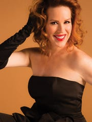 Molly Ringwald's been singing jazz since she fronted