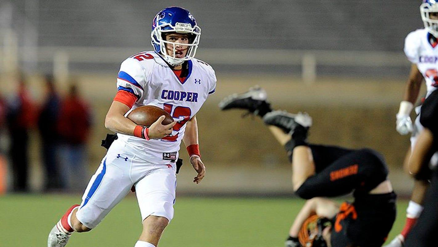 Texas High School Football Scores Nov 10 12 2016