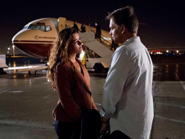 NCIS Ziva ja Tony dating