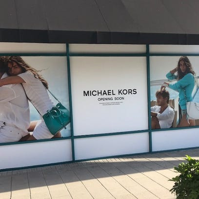Michael Kors coming to Vero Beach Outlets this summer