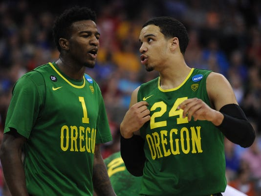 NCAA Basketball: NCAA Tournament-3rd Round-Oregon vs Wisconsin