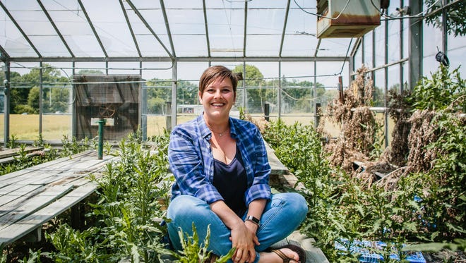 Nekoma Burcham is co-founder and CEO of Bellfound Farm, a nonprofit supported by the Women's Fund of Central Indiana.
