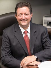 Cleveland Clinic Martin Health System President and CEO Rob Lord.
