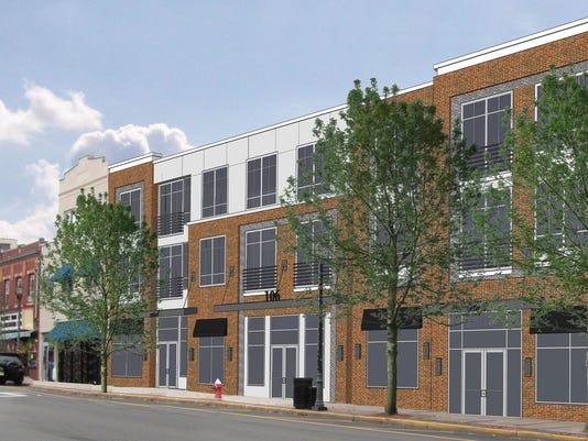 106 Park Ave. rendering