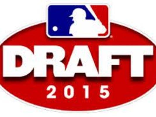 mlb draft logo 2015