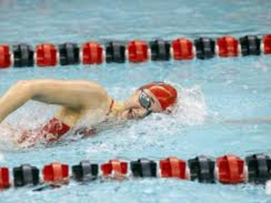 Dallastown grad Julie Brown, a senior at Shippensburg, will be in York for this weekend's PSAC championships.