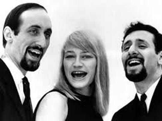 Peter, Paul and Mary were important contributors to the folk scene that was popular  during the 1960s and 1970s.