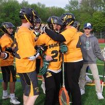 Moorestown-Monroe Township boys lacrosse