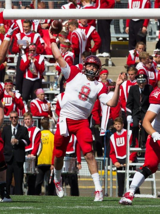 NCAA Football: Miami (Ohio) at Wisconsin