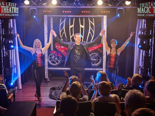Tristan Crist Magic Theater