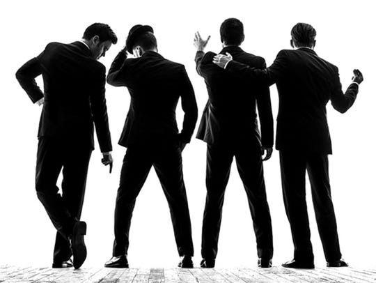 Capture all the excitement of the real Jersey Boys